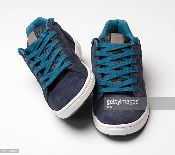Blue Sneakers (XXXL)