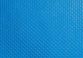 Blue Soft Rubber floor texture background