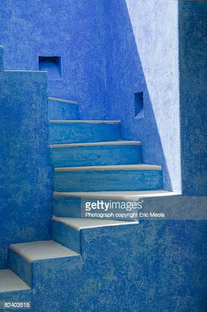 Blue Steps To Success: Costa Careyes Stock Photos And Pictures