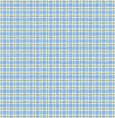 Blue Tablecloth Pattern