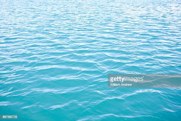 Blue Water in Jokulsarlon Glacier Lagoon