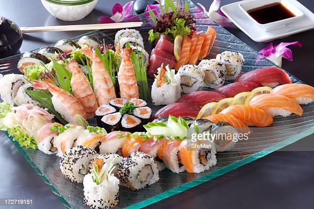 sushi au Grand