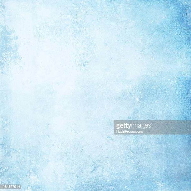 ブルーホワイトのグランジ背景