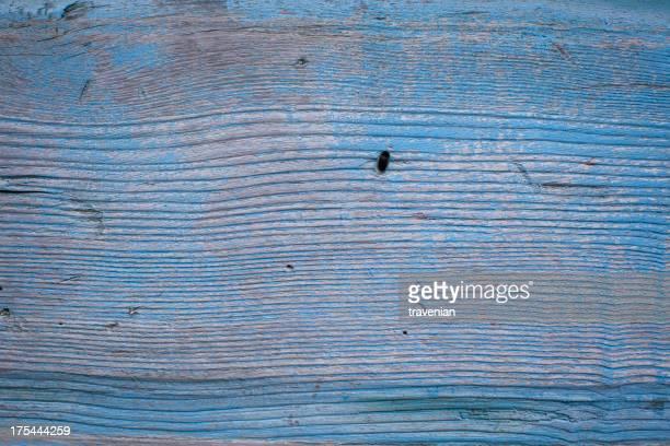 Blue Wood Background