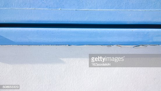 blue Wood : Stock Photo