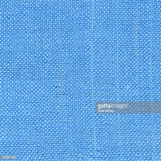 Blue Woven Material