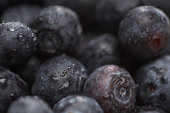 Blueberries, close-up