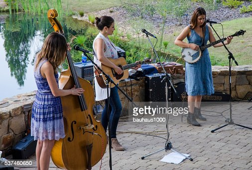 "Bluegrass Concert with ""Underhill Rose"" at Daniel Stowe Botanical Garden"