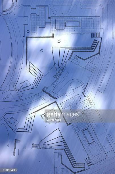 Blueprint, full frame
