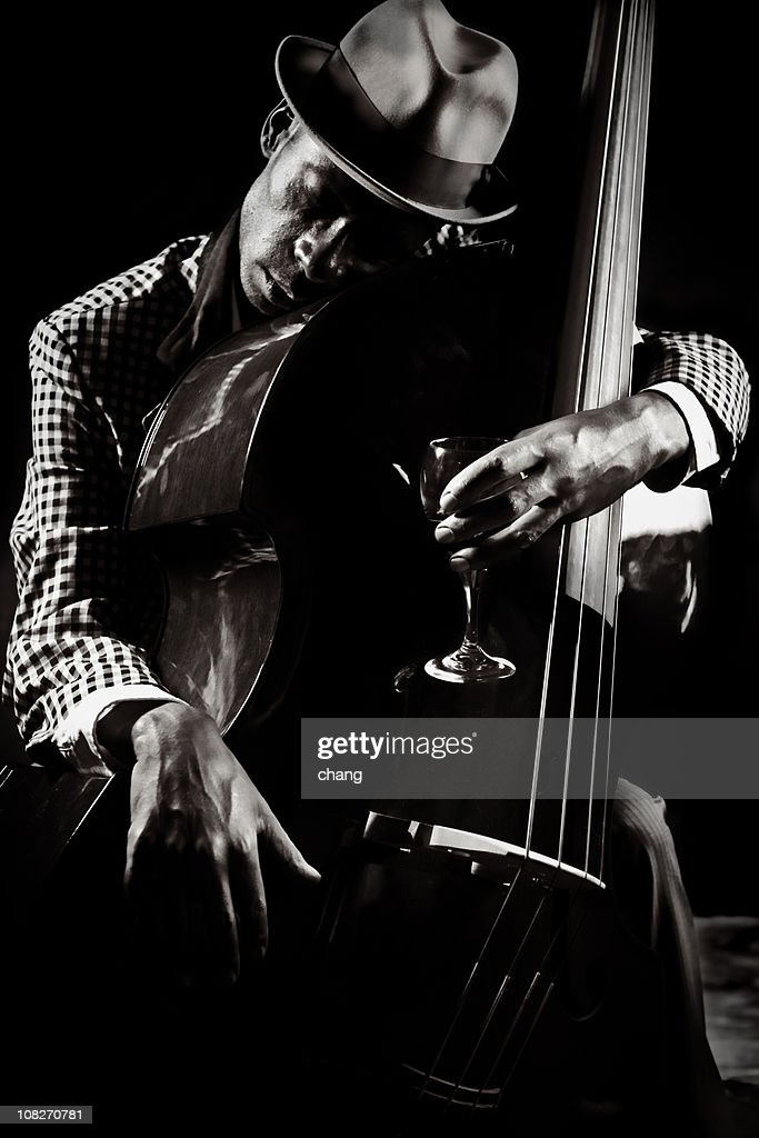 blues and jazz player