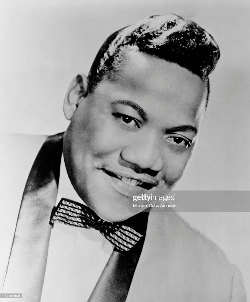 Blues and soul singer Bobby 'Blue' Bland poses for a Duke Records publicity photo circa 1960