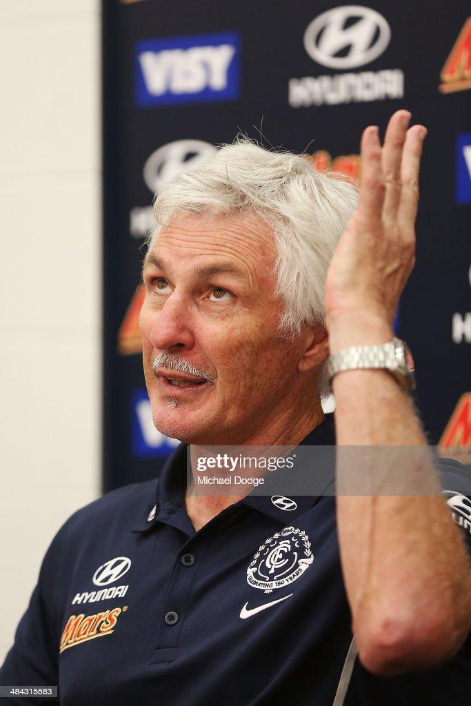 AFL Rd 4 - Carlton v Melbourne