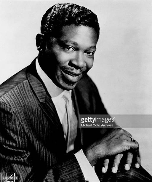 Blues musician BB King poses for a portrait in circa 1960 in New York City New York