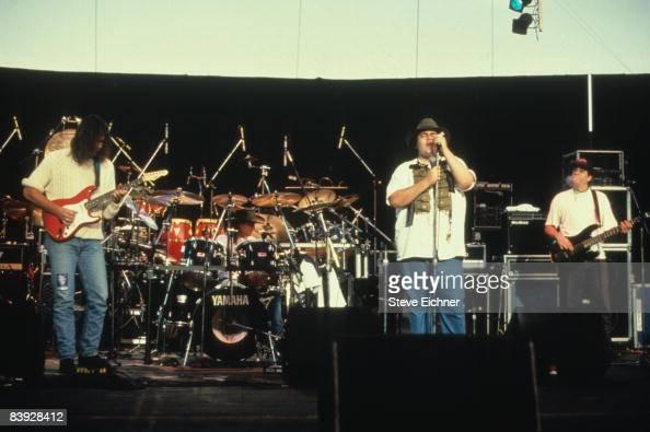 Blues Traveler in concert ca 1990s New York