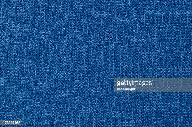 BlueTablecloth in Close Up