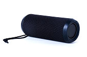 Bluetooth Speaker Isolated On White Background