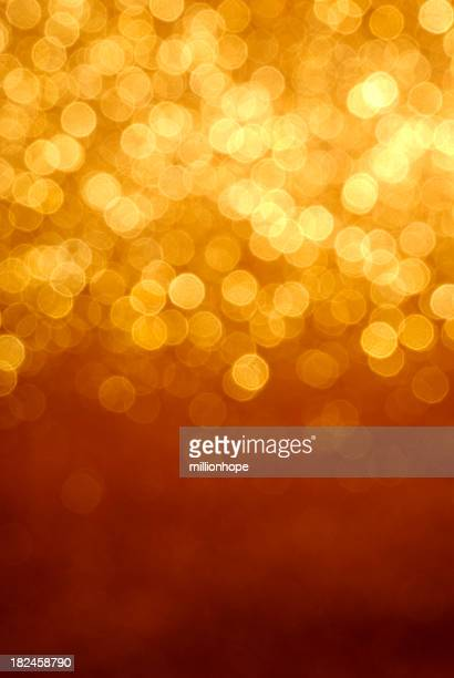 Blurred Golden light background graphic