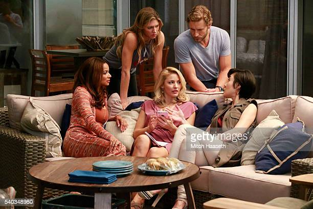 MISTRESSES 'Blurred Lines' Karen realizes she's very happy to be back working with her clients again despite putting her love life on hold April's...