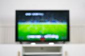 Blurred TV Background - Sport