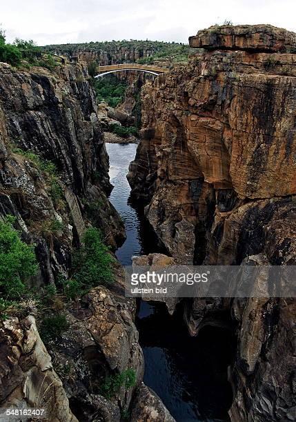 Blyde River Canyon 1997