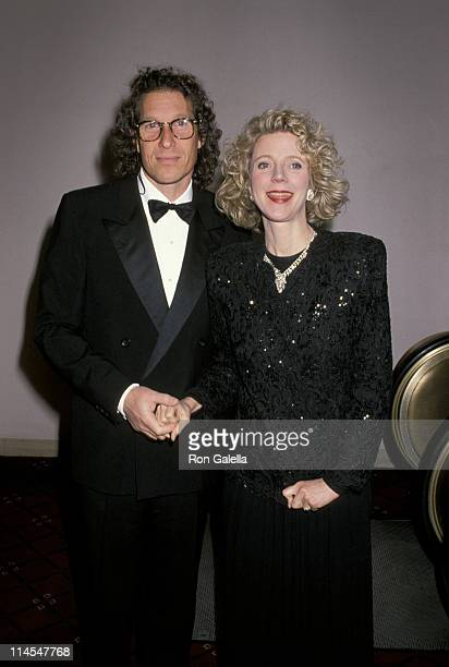 Blythe Danner and Bruce Paltrow during United Jewish Appeal Tribute To Steve Ross at Waldorf Astoria in New York City New York United States
