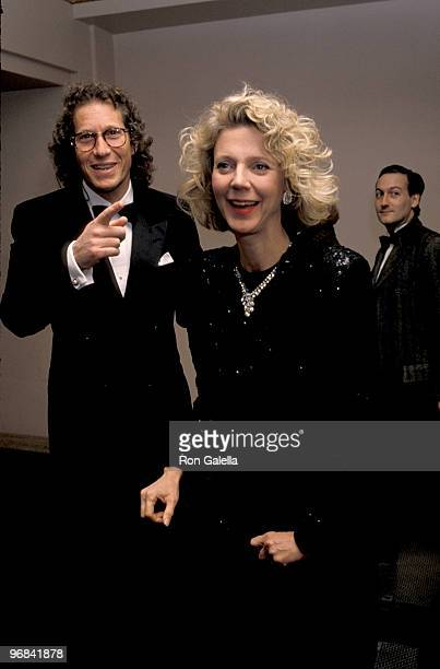 Blythe Danner and Bruce Paltrow