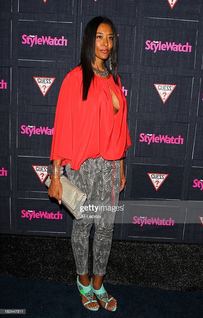 Bo Benton attends the People StyleWatch Hollywood Denim Party at Palihouse Holloway on September 20, 2012 in West Hollywood, California.