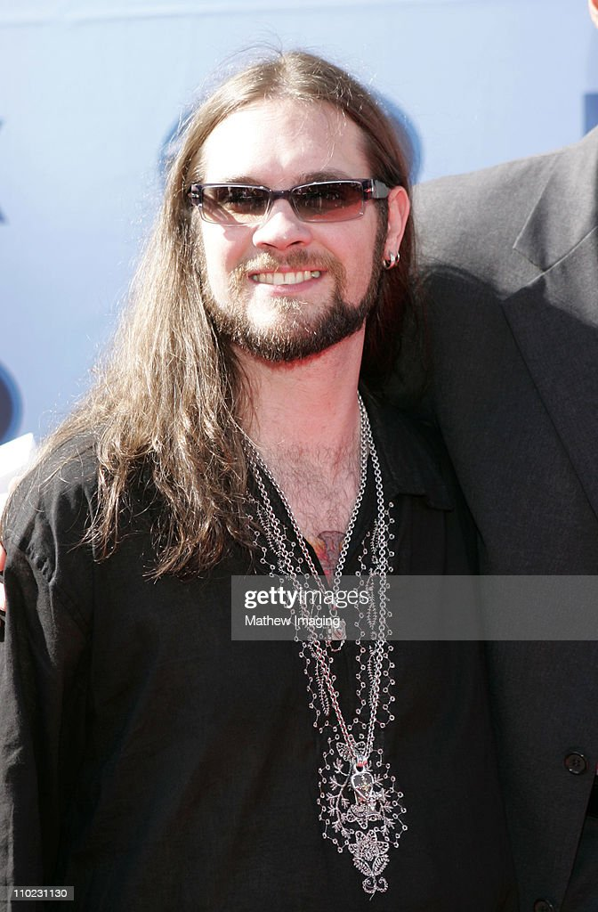 Bo Bice, runner-up on American Idol Season Four during 'American Idol' Season 4 - Finale - Arrivals at The Kodak Theatre in Hollywood, California, United States.