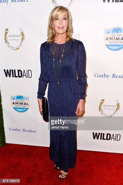 Bo Derek arrives at 'Evening With WildAid' at the Beverly Wilshire Four Seasons Hotel on November 11 2017 in Beverly Hills California