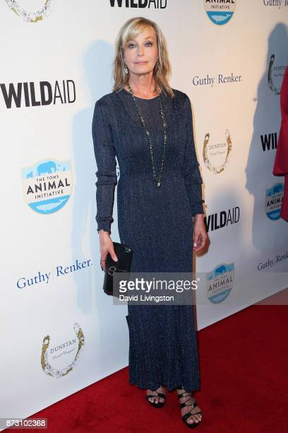 Bo Derek arrives at the Evening with WildAid at the Beverly Wilshire Four Seasons Hotel on November 11 2017 in Beverly Hills California