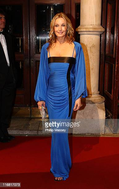 Bo Derek arrives for the Irish Film Television Awards at Gaiety Theatre on February 17 2008 in Dublin Ireland