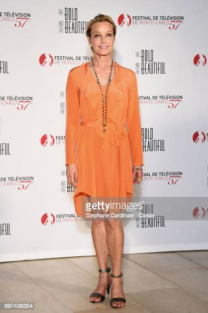 Bo Derek attends the 'The Bold and The Beautiful' 30th Anniversary during the 57th Monte Carlo TV Festival Day 3 on June 18 2017 in MonteCarlo Monaco