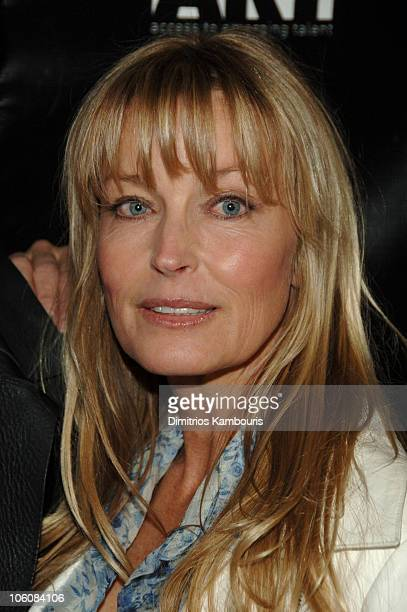 Bo Derek during 11th Annual Gen Art Film Festival 'Dreamland' Premiere Inside Arrivals at Ziegfeld Theater in New York City New York United States