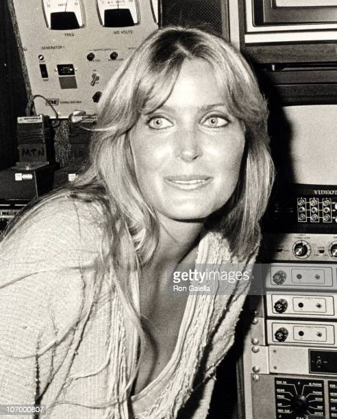 Bo Derek during Bo Derek at a Taping of 'The Tonight Show with Johnny Carson' at NBC TV Studios in Burbank California United States