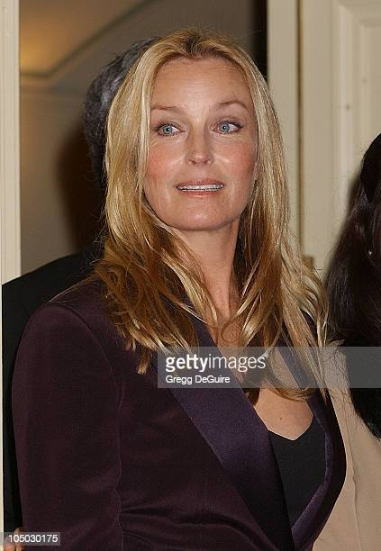 Bo Derek during The 29th Annual People's Choice Awards Press Room by Gregg DeGuire at Pasadena Civic Auditorium in Pasadena California United States