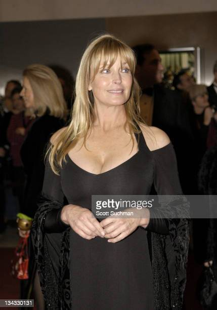 Bo Derek during The Kennedy Center Honors Weekend at Kennedy Center in Washington DC Washington DC United States