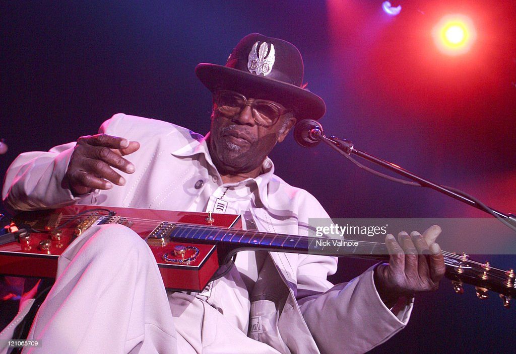 Bo Diddley Performs Live at the Borgata - August 4, 2006