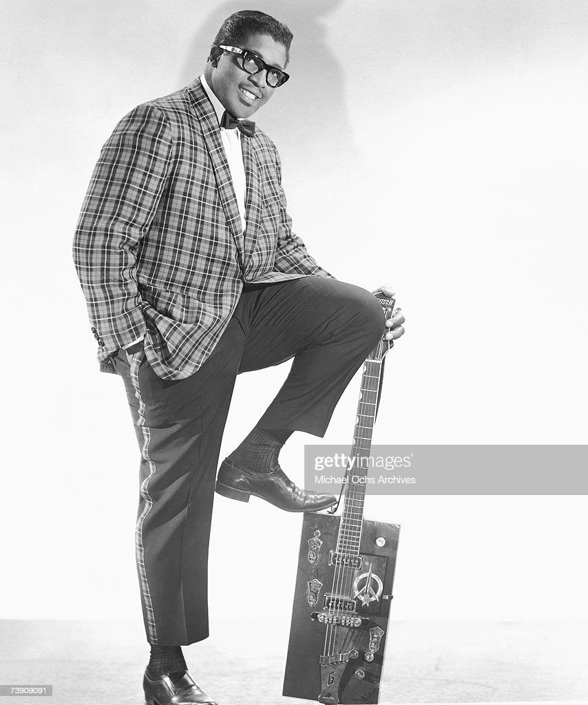 - Rock Pioneer Bo Diddley Dies At 79