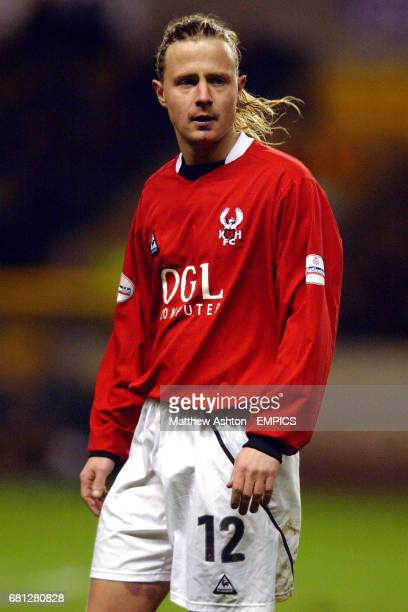 Bo Henriksen Kidderminster Harriers