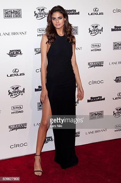 Bo Krsmanovic attends the 'Sports Illustrated Swimsuit 2016' NYC VIP Press Event at the Time Inc Building in New York City �� LAN