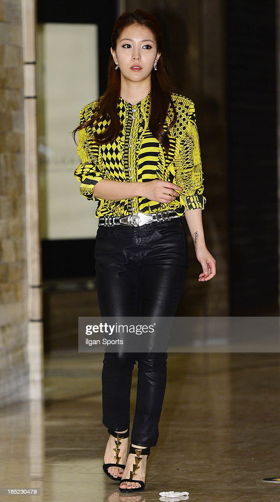 BoA attends the SM '10 Corso Como Seoul Melody' Launch Party on March 28, 2013 in Seoul, South Korea.