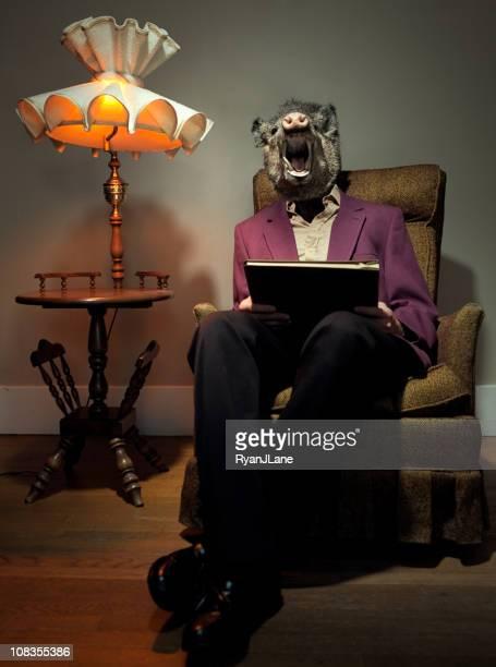Boar Man Story Time