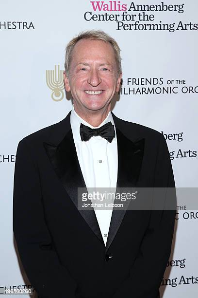 Board chairman David Bohnett attends the American Friends of the Israel Philharmonic Orchestra Duet Gala at the Wallis Annenberg Center for the...