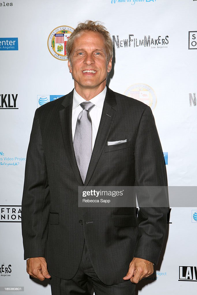 Board Member and actor Patrick Fabian arrives at the 3rd Annual On Location: The Los Angeles Video Project 2013 at the AT&T Center on October 19, 2013 in Los Angeles, California.