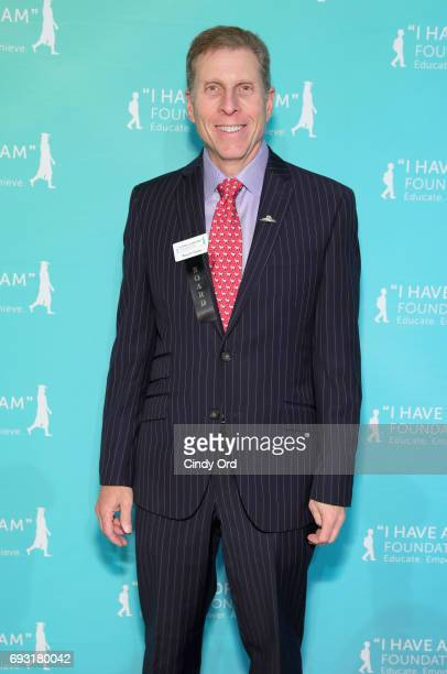 Board member Rory Greiss attends Spirit of the Dream Gala at Intrepid SeaAirSpace Museum on June 6 2017 in New York City