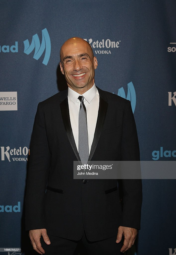 GLAAD board member Steve Warren attends the 24th Annual GLAAD Media Awards at the Hilton San Francisco - Union Square on May 11, 2013 in San Francisco, California.