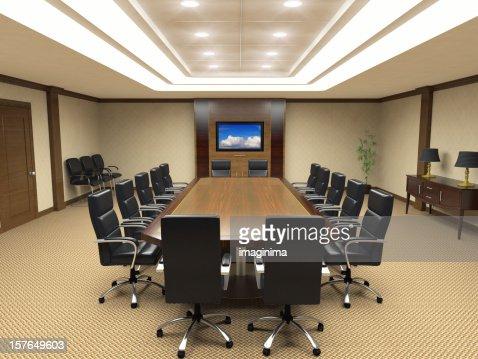 Board Room Interior