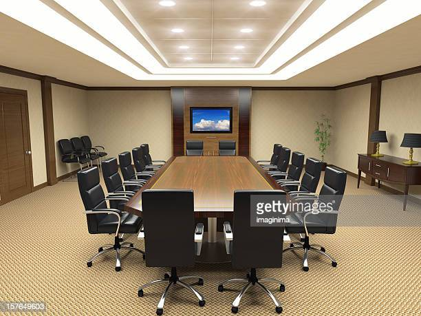 Board Room Interior