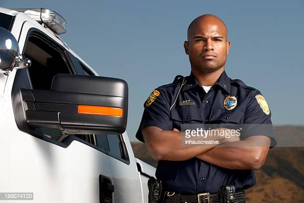 Boarder Patrol Agent