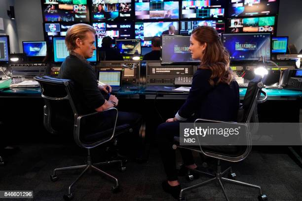 NEWS 'Boardroom Bitch' Episode 201 Pictured Adam Campbell as Greg Briga Heelan as Katie
